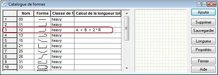 Comment peut-on calculer les longueurs des barres sur Advance Béton