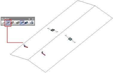 Cum se defineşte direcţia de descărcare pe panouri pentru acoperişul unei hale metalice