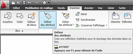 Comment créer un cartouche utilisateur et des cadres de présentation