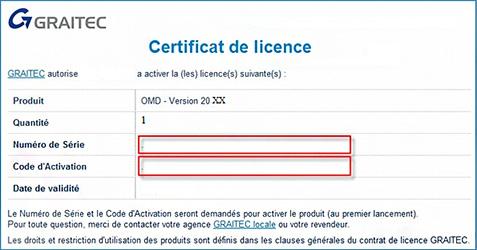 Comment installer une licence monoposte ?