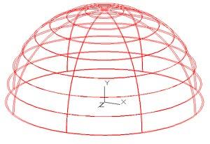 Wie kann eine Kuppel erstellt werden