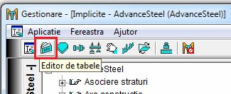 Cum se configurează simbolul pentru găuri în detalii