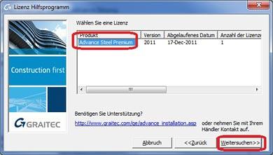 Wie kann ich von Advance 2010 zu Advance 2011 wechseln und beide Versionen auf dem gleichen Rechner verwenden