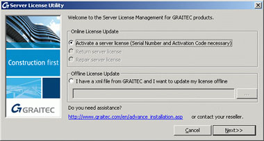 How can I migrate from the 2010 to the 2011 network license