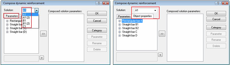 How can the dynamic reinforcement solutions be better managed