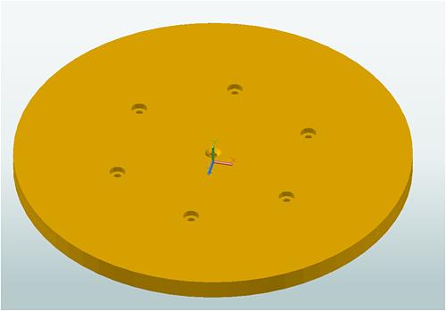Comment réaliser des trous lamés et des trous oblongs circulaires avec Advance Steel ?
