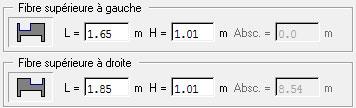 A quoi sert l'option « Calcul détaillé par demi portée » dans le menu Hypothèses / Ferraillage / Hypothèses, onglet « Longitudinal » ?
