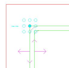 Comment ajouter des marches utilisateur dans la macro escalier droit ?