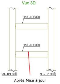 Comment utiliser la commande SUPPRIMER sur les plans dans Advance Steel?