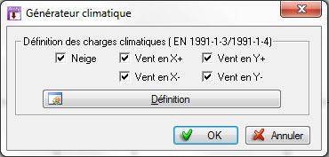 Comment contourner les erreurs détaillées dans le fichier Connect.log lors d'un calcul au vent ?