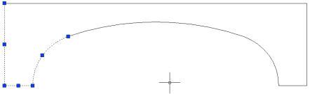 Comment créer une poutre à inertie non constante