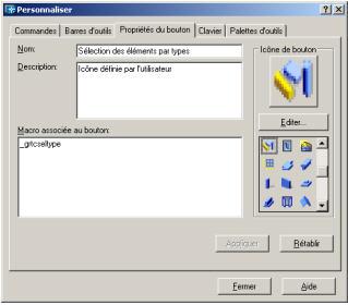 Comment personnaliser une barre d'outils