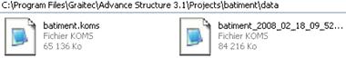 Comment compacter un fichier
