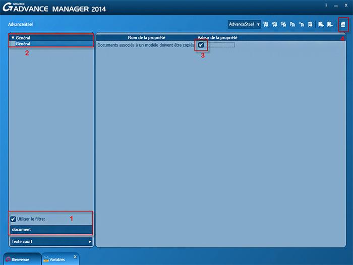 Comment copier les documents associés à un modèle lors d'un 'enregistrer sous' ?