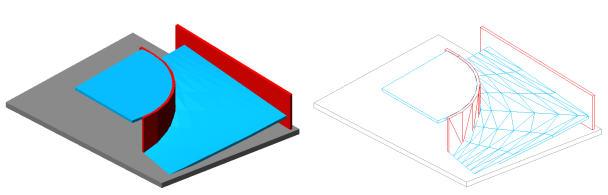 Comment dessiner une rampe