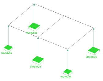 Comment donner, dans le cadre d'un pré-dimensionnement, des sections minimales aux éléments