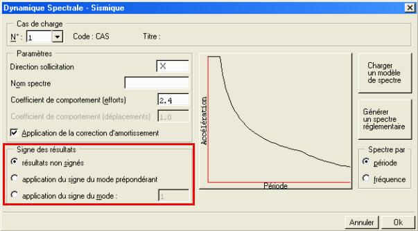 Pourquoi est il important d'utiliser le SP4 de OMD 14.1 pour le calcul sismique