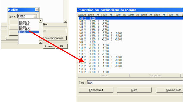 Comment créer un fichier de combinaison utilisateur