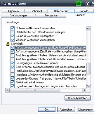 Was kann ich tun, wenn die Aktivierung der GRAITEC-Lizenz über das Internet unter Windows Vista fehlschlägt