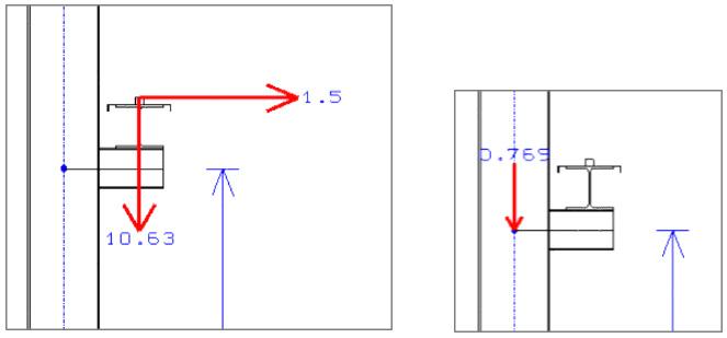 Comment générer le poids propre de la poutre de roulement dans un cas permanent additionnel ?