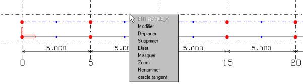 Comment calculer des pannes avec des travées différentes