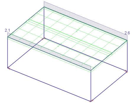 Comment prendre en compte deux chargements répartis différents sur une même dalle
