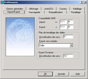Quelques conseils pour exporter un modèle Advance Béton dans Arche Ossature