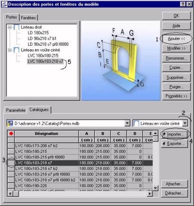 Comment ajouter une nouvelle ouverture de porte ou de fenêtre