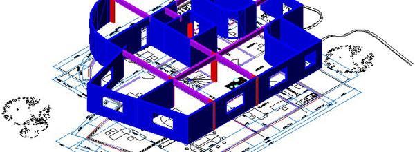 Comment travailler à partir d'un plan architecte