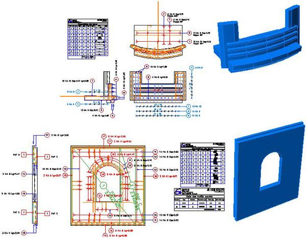 Autodesk Advance Concrete Comment Ferrailler Une Pi Ce