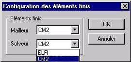 Quelle est la différence entre les solveurs ELFI et CM2