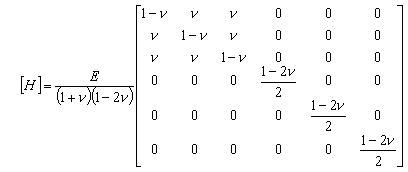 Quelle valeur limite du coefficient de Poisson pour les surfaciques
