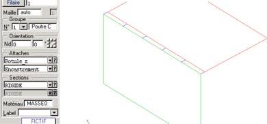 Comment articuler une dalle sur un voile