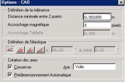 Comment importer un fichier DXF dans Arche Ossature