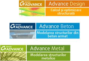 Graitec Advance - solutie integrata pentru calculul si detalierea structurilor metalice si din beton armat