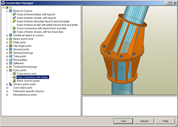Advance Steel 2010: new user interface