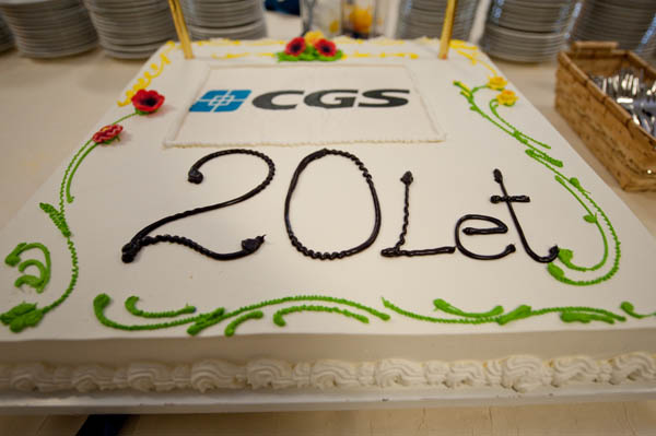 GRAITEC celebrating the 20<sup>th</sup> anniversary of CGS Plus