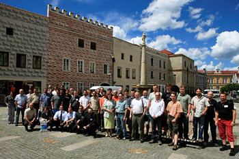 Successful Advance Steel User meeting in Czech Republic