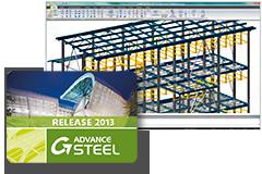 Advance Steel : Modelarea şi detalierea structurilor metalice