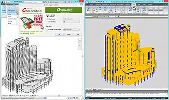 GRAITEC BIM Connect disponible sur Autodesk Exchange pour Autodesk Revit