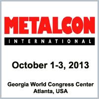GRAITEC am 01.-03.10. auf der Metalcon International Messe 2013 in Atlanta / USA