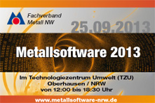 GRAITEC auf der Metallsoftware Messe 2013