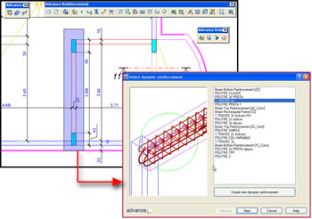 GRAITEC launches 'Advance Concrete 8.1', a new version of its software for creating concrete structures in AutoCAD.