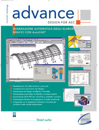 Advance Steel Suite : Professional Steel Detailing Software Solution for AutoCAD