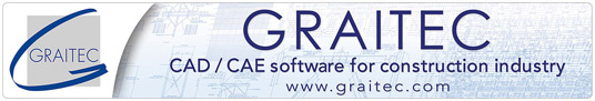 GRAITEC : CAD / CAE software for ţe construction industry
