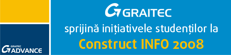 Graitec la Construct INFO 2008