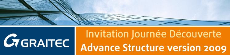 Invitation Journée Découverte Advance Structure version 2009