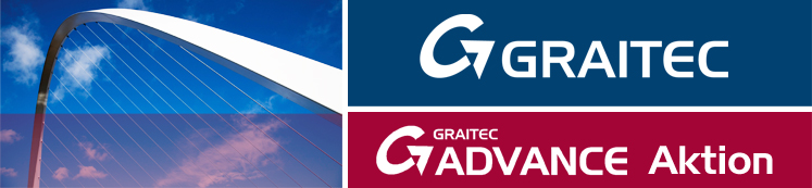 GRAITEC Advance Promotion: 50% Rabatt auf Advance