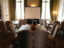 Petit-déjeuner de presse au Châteauform sur le pouce Paris