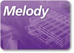 Melody : logiciel de calcul de charpentes m�talliques et de dimensionnement d'assemblages